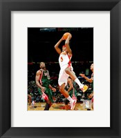 Framed Josh Smith - '06 / '07 Action