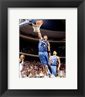 Framed Antawn Jamison - '06 / '07 Action