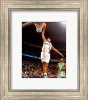 Framed Caron Butler - '06 / '07 Action