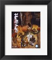 Framed Kobe Bryant - 2006 Portrait Plus
