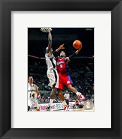 Framed Cuttino Mobley - '06 / '07 Action