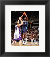 Framed Josh Howard - '06 / '07 Action