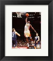 Framed Jason Richardson - '06 / '07 Action