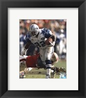 Framed Emmitt Smith - Action