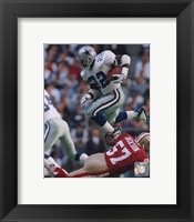 Framed Emmitt Smith - 1995 Action