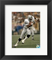 Framed Tim Brown - Action