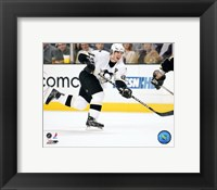 Framed Sidney Crosby - '06 / '07 Away Action