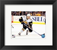 Framed Maxim Afinogenov - '06 / '07 Away Action
