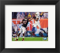 Framed Kelvin Hayden Super Bowl XLI Action (#18)