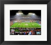 Framed Dolphin Stadium Super Bowl XLI (#2)