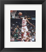 Framed Hakeem Olajuwon - 1994 Action