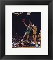 Framed Pete Maravich - 1971 Action