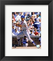 Framed Keith Hernandez - 1988 Action