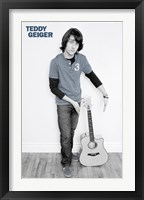 Framed Teddy Geiger