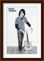 Framed Teddy Geiger