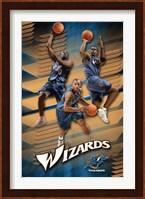 Framed Wizards - Collage