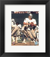 Framed Ken Stabler - Action