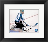 Framed Evgeni Nabokov - '06 / '07 Away Action