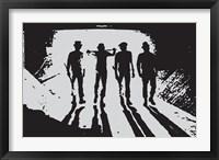 Framed Subway (Cartoon)