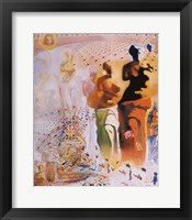 The Hallucinogenic Toreador, c.1970 Framed Print