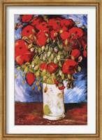 Framed Poppies, c.1886
