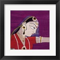 Framed Apsara