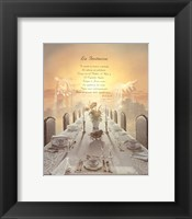 Framed Invitation (Spanish)
