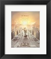 Framed Invitation (Spanish)