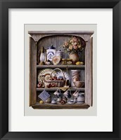 Framed Kitchen Antiques