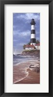 Framed Lighthouse Shoals II