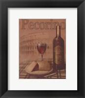 Pecorino - Roma Framed Print