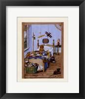 Framed Boy's Bedroom