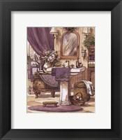 Framed Victorian Bathroom II