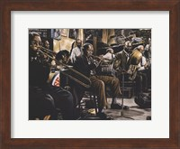 Framed Jazz Band