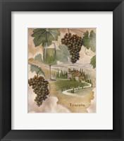 Framed Toscana - Abbondanza