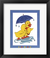 Framed Ducks - Share