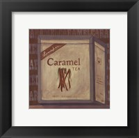 Framed Carmel Tea