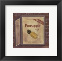 Framed Pineapple Tea