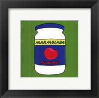 Framed Apple Marmalade