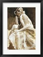 Framed Leanne III