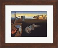 Framed Persistence of Memory, c.1931