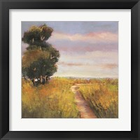 Framed Low Country Landscape I
