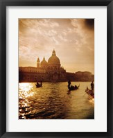 Framed Venezia Sunset I