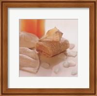 Framed Vanilla Bean
