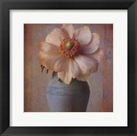 Floral Study II Framed Print