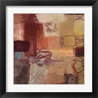 Framed Cafe Renaissance I