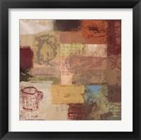 Framed Cafe Renaissance II