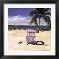 Framed Beach Chair