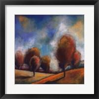 Framed Tuscan Shadows III