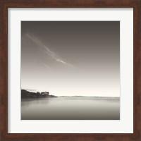 Framed Sunrise Over Chilmark Pond